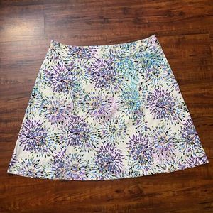 Lane Bryant A-line skirt